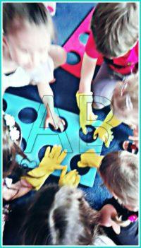 Angielski w przedszkolu - sensory learning