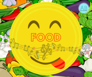 Food Songs, stories and cartoons for kids