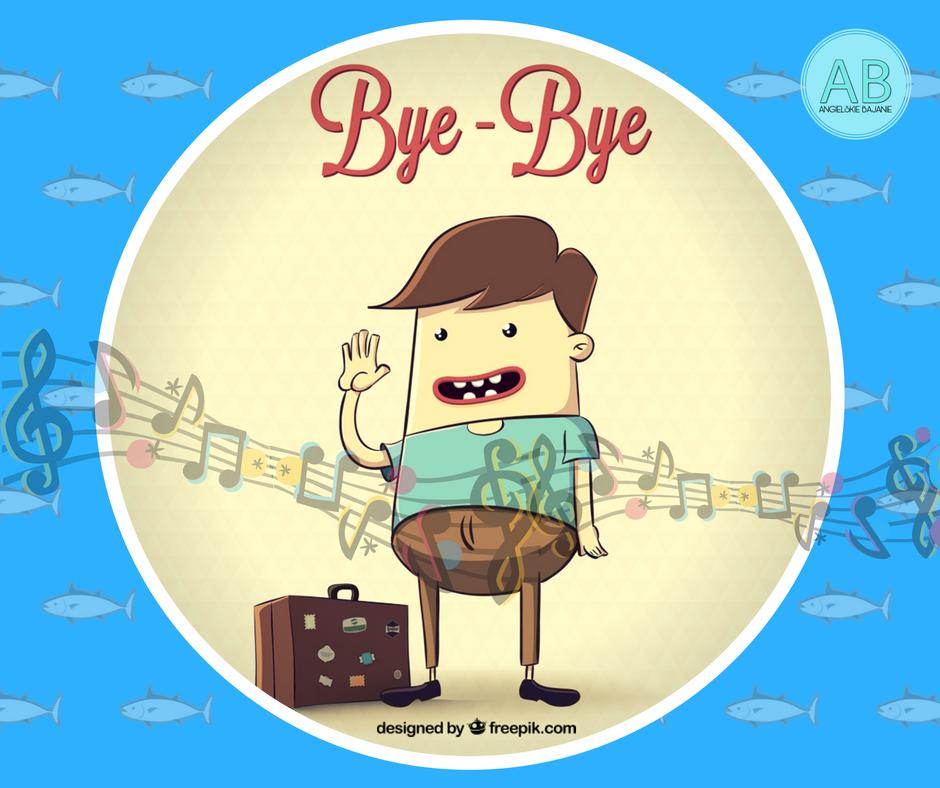 Bye, bye playlist
