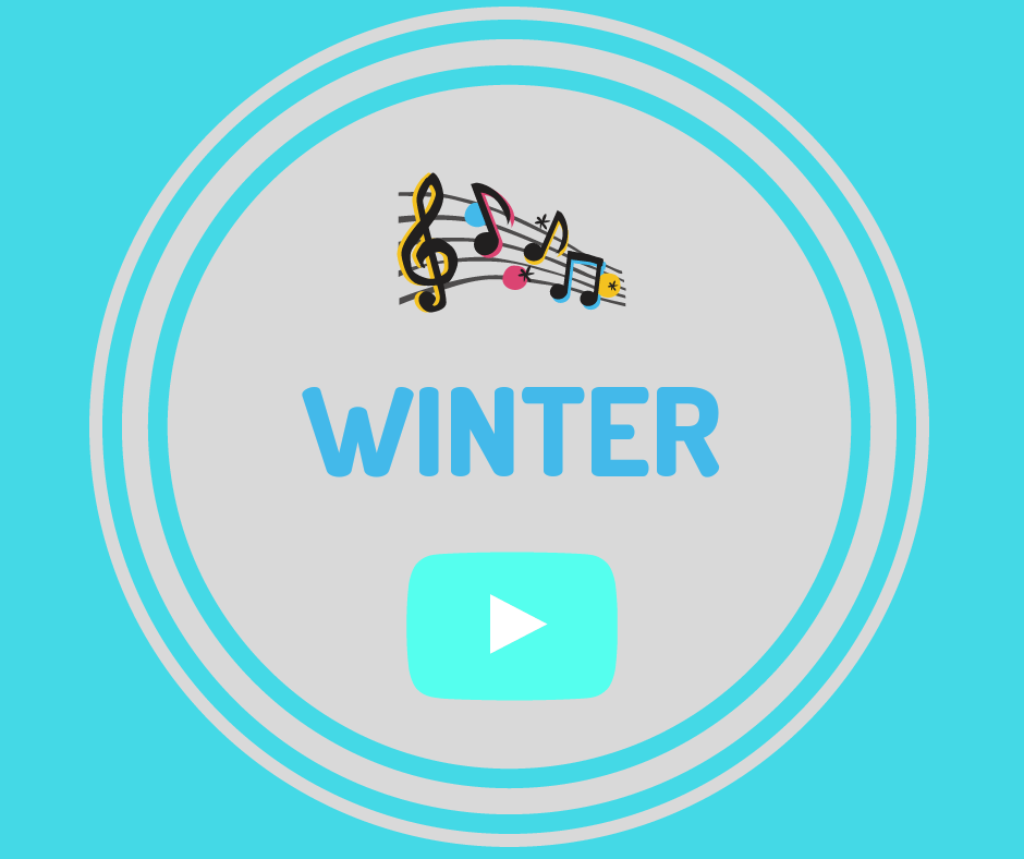 Winter songs, storie, arts and crafts for kids