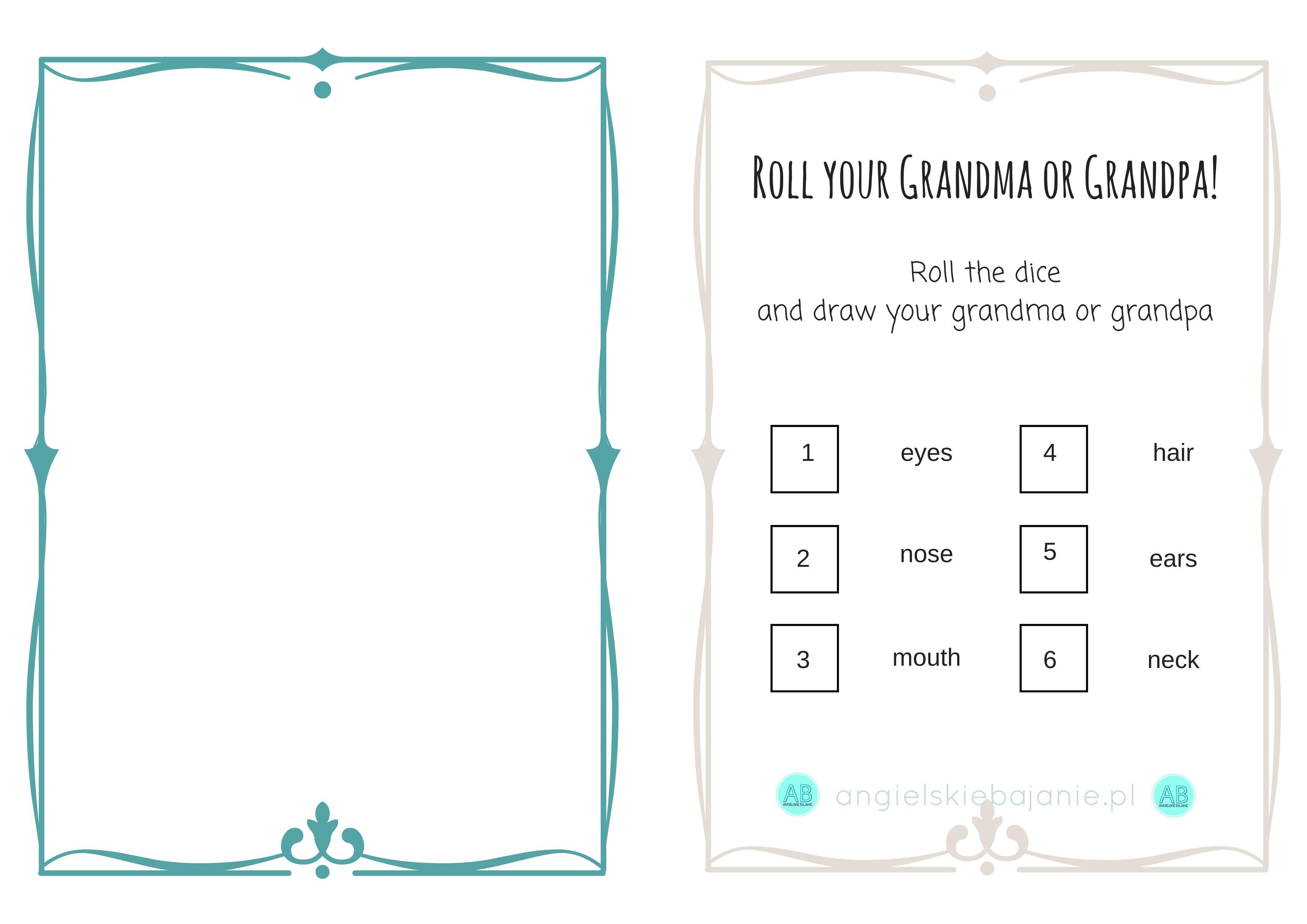 Grandma board game