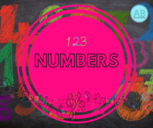 Numbers. Songs, stories and cartoons for kids