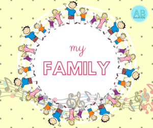 My family Songs, stories and cartoons for kids