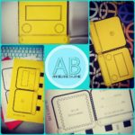 Back to school! A printable BUS template